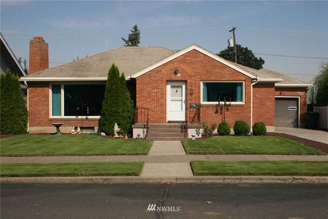 205 E 7th Avenue, Ritzville, WA 99169 (#1813970) :: Ben Kinney Real Estate Team