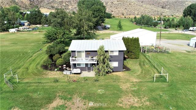 851 Highway 7, Tonasket, WA 98855 (#1814100) :: Ben Kinney Real Estate Team