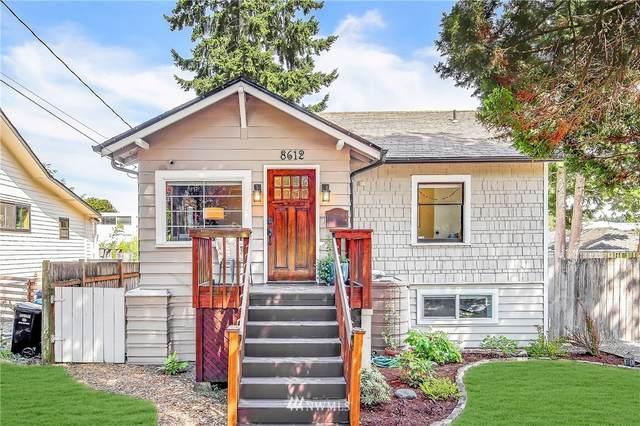 8612 12th Avenue SW, Seattle, WA 98106 (#1815210) :: Becky Barrick & Associates, Keller Williams Realty