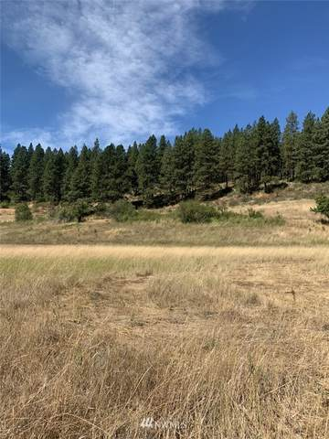 0 Lot 4-B Ranch Road, Cle Elum, WA 98922 (#1815684) :: Icon Real Estate Group