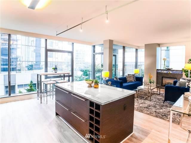 820 Blanchard Street #810, Seattle, WA 98121 (#1815899) :: Better Properties Real Estate