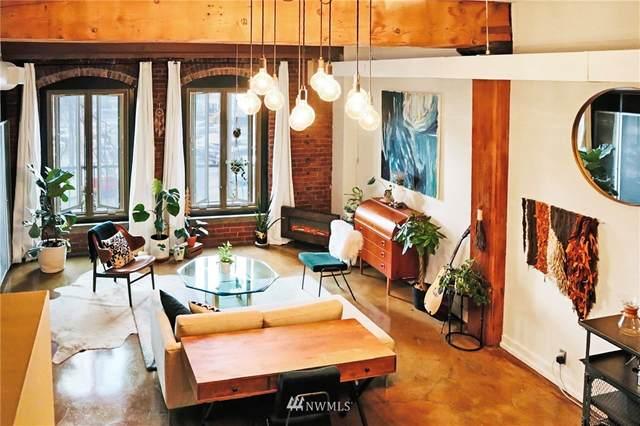 1507 Western Avenue #102, Seattle, WA 98101 (#1816473) :: My Puget Sound Homes