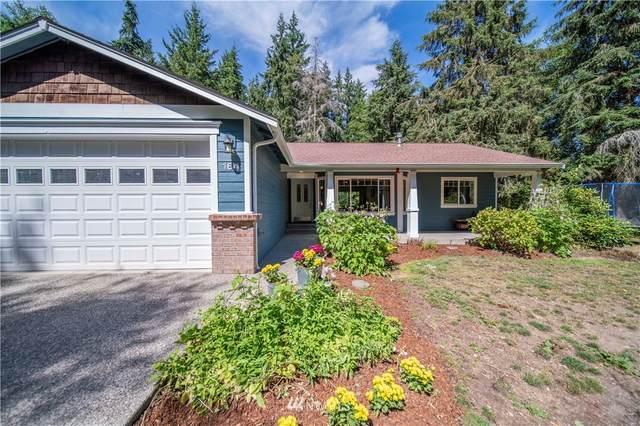 164 W Dry Lake Road, Camano Island, WA 98282 (#1818204) :: Better Properties Real Estate