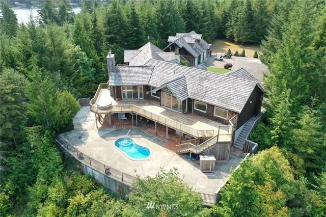 951 W Lakeside Drive, Shelton, WA 98584 (#1818877) :: M4 Real Estate Group