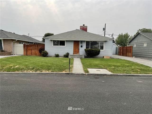 135 G Street SE, Ephrata, WA 98823 (MLS #1819752) :: Nick McLean Real Estate Group