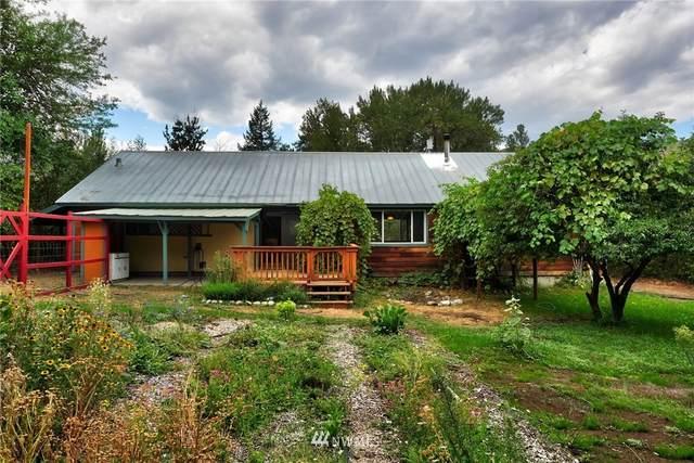 112 Borchard Lane, Twisp, WA 98856 (MLS #1824190) :: Nick McLean Real Estate Group