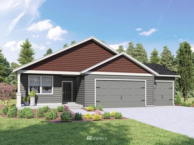 801 Game Bird Loop #24, Ellensburg, WA 98926 (MLS #1826680) :: Nick McLean Real Estate Group