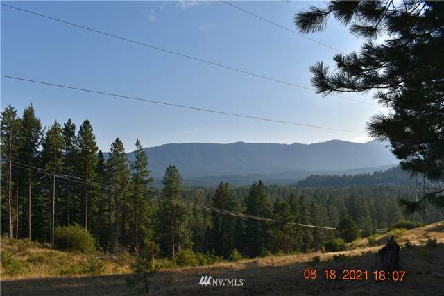 360 Snowberry Loop, Cle Elum, WA 98922 (#1827868) :: Costello Team