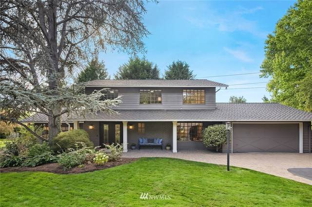 8411 NE 22nd Place, Clyde Hill, WA 98004 (#1828191) :: Pacific Partners @ Greene Realty