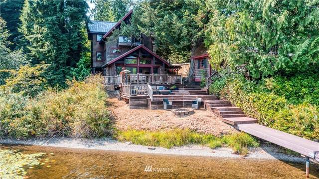5927 W Flowing Lake Road, Snohomish, WA 98290 (#1828478) :: The Snow Group