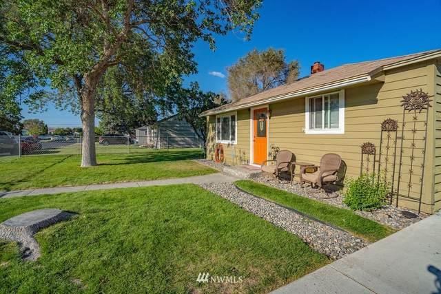 54 H Street NE, Ephrata, WA 98823 (MLS #1829118) :: Nick McLean Real Estate Group