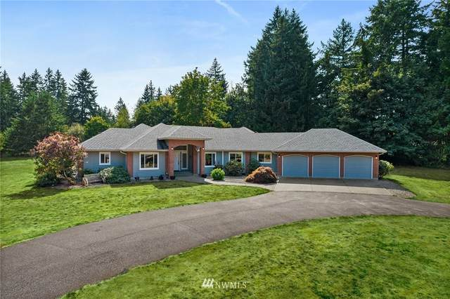 7607 Holiday Valley Drive NW, Olympia, WA 98502 (#1830379) :: Pacific Partners @ Greene Realty