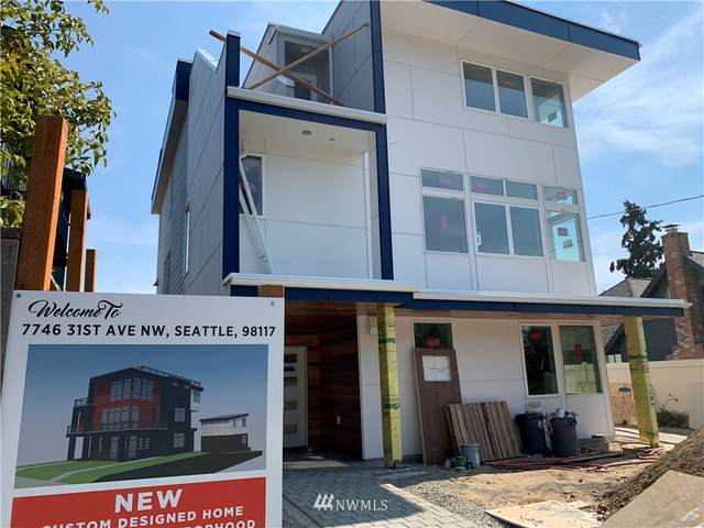 7746 31st Avenue NW, Seattle, WA 98117 (#1830805) :: Pacific Partners @ Greene Realty
