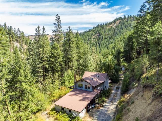 695 Sand Creek Road, Cashmere, WA 98815 (#1831687) :: The Kendra Todd Group at Keller Williams