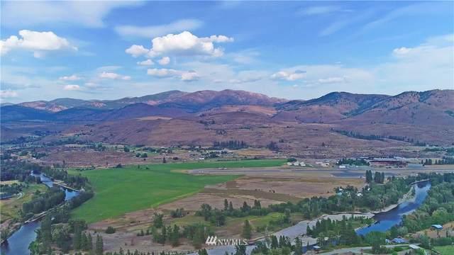 46 Rising Eagle Road, Twisp, WA 98856 (MLS #1832262) :: Nick McLean Real Estate Group