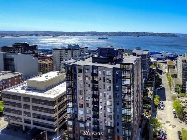 2721 1st Avenue #807, Seattle, WA 98121 (#1832746) :: Provost Team | Coldwell Banker Walla Walla