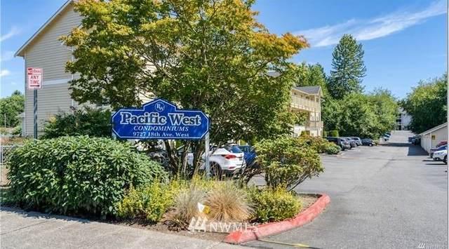 9727 18th Avenue W A205, Everett, WA 98204 (#1833021) :: Provost Team | Coldwell Banker Walla Walla
