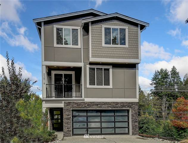 22818 23rd Avenue SE #4, Bothell, WA 98021 (#1834035) :: Pacific Partners @ Greene Realty