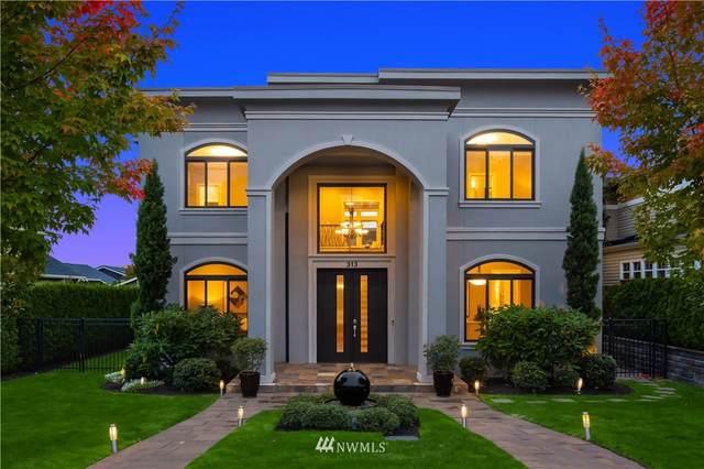 313 11th Avenue W, Kirkland, WA 98033 (#1834587) :: Icon Real Estate Group