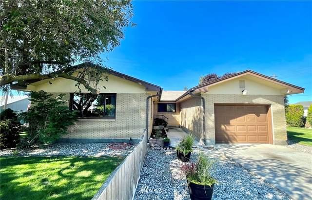 17165 Road 11 NW, Quincy, WA 98848 (MLS #1836330) :: Nick McLean Real Estate Group