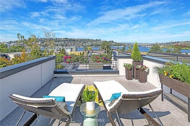 2328 Minor Avenue E A, Seattle, WA 98102 (#1836555) :: Ben Kinney Real Estate Team