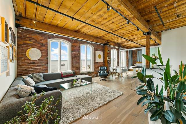 1507 Western Avenue R602, Seattle, WA 98101 (#1836977) :: The Snow Group