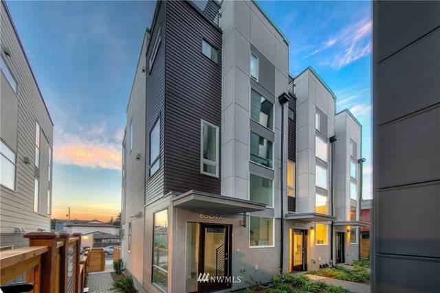 8509 16th Avenue NW B, Seattle, WA 98117 (#1837190) :: Pacific Partners @ Greene Realty