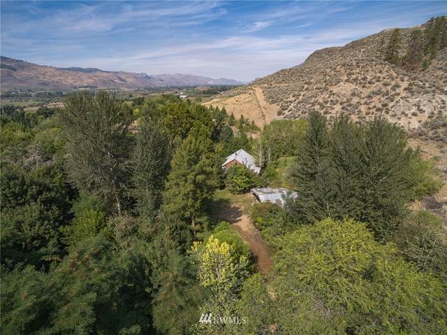 8 D O'neil Road, Oroville, WA 98844 (#1837950) :: Franklin Home Team
