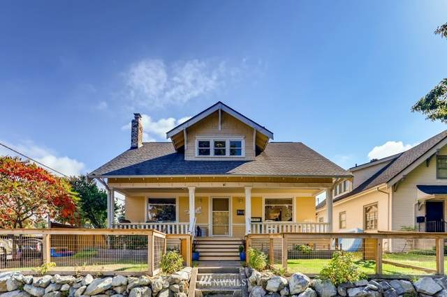 2301 Virginia Ave, Everett, WA 98201 (#1839300) :: Pacific Partners @ Greene Realty