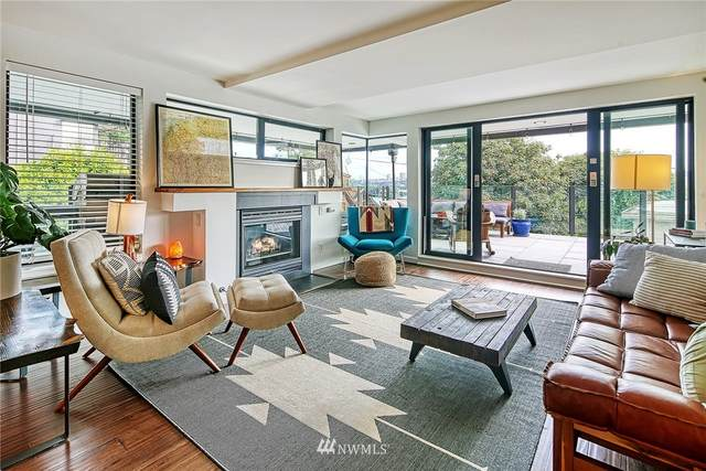 2040 Waverly Place N #201, Seattle, WA 98109 (#1839929) :: The Snow Group