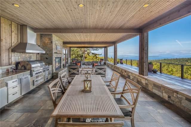 93 Nighthawk Lane, San Juan Island, WA 98250 (#1840414) :: Franklin Home Team