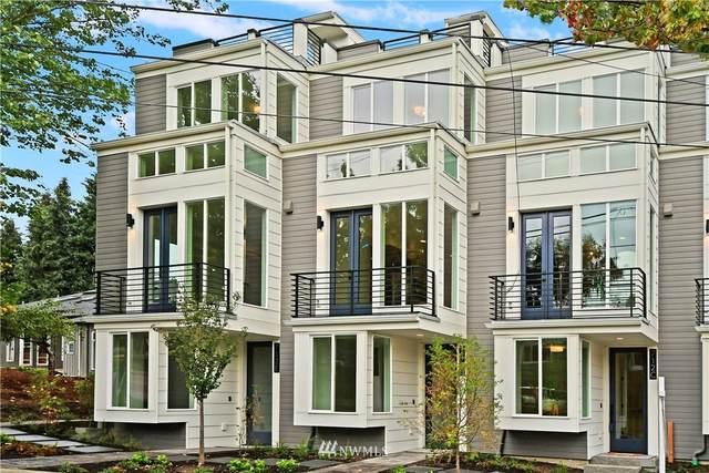 712 C W Bertona Street, Seattle, WA 98119 (#1840989) :: Mike & Sandi Nelson Real Estate