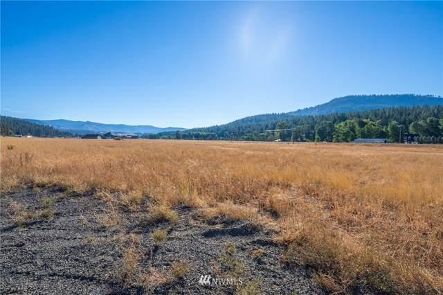 0 Lot F Sunny Meadow Drive Lot F, Cle Elum, WA 98922 (MLS #1841148) :: Nick McLean Real Estate Group