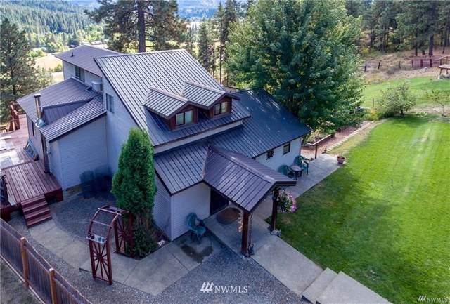 400 Teanaway Ridge Way, Cle Elum, WA 98922 (#1841546) :: Lucas Pinto Real Estate Group