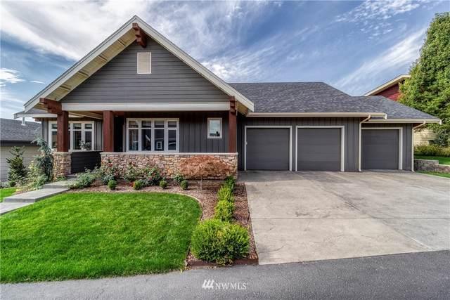 1066 SE Crestlane Drive, College Place, WA 99324 (MLS #1841593) :: Reuben Bray Homes