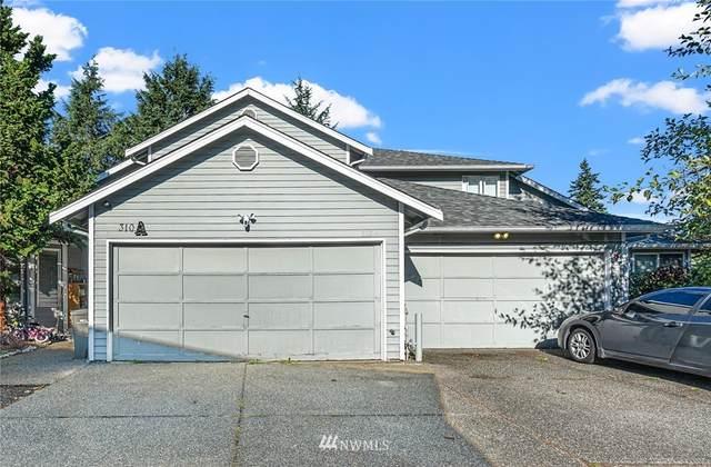 310 161st Street SW A&B, Lynnwood, WA 98087 (#1842035) :: Franklin Home Team