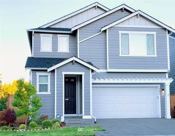 5006 SE Kenrick Street, Lacey, WA 98503 (#1843741) :: Ben Kinney Real Estate Team