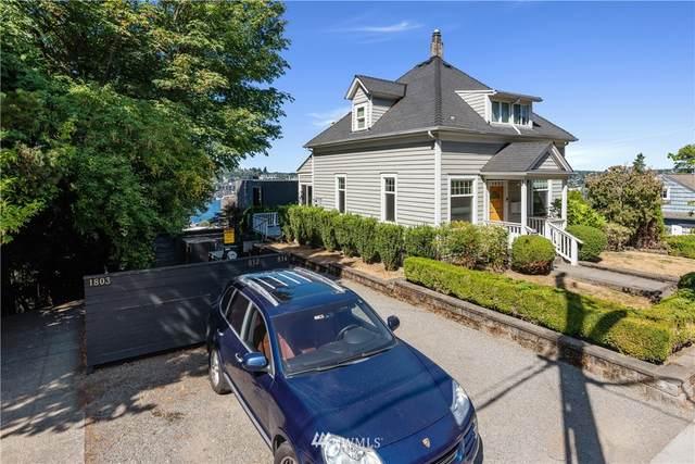 1803 Broadway E, Seattle, WA 98102 (#1844563) :: Franklin Home Team