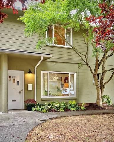 4830 Terrace Drive NE #4830, Seattle, WA 98105 (#1844927) :: Alchemy Real Estate