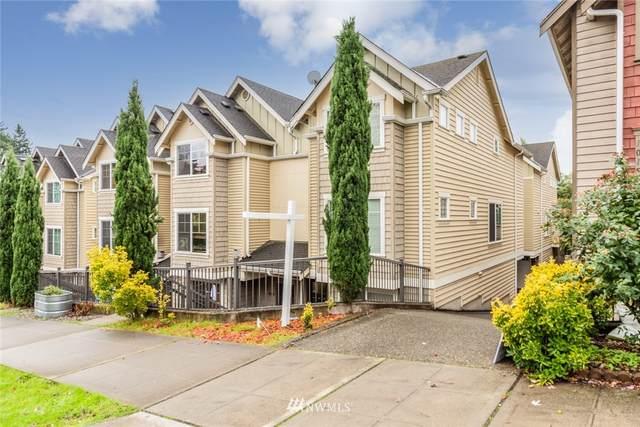 1023 NE 123rd Street B, Seattle, WA 98125 (#1845315) :: Franklin Home Team