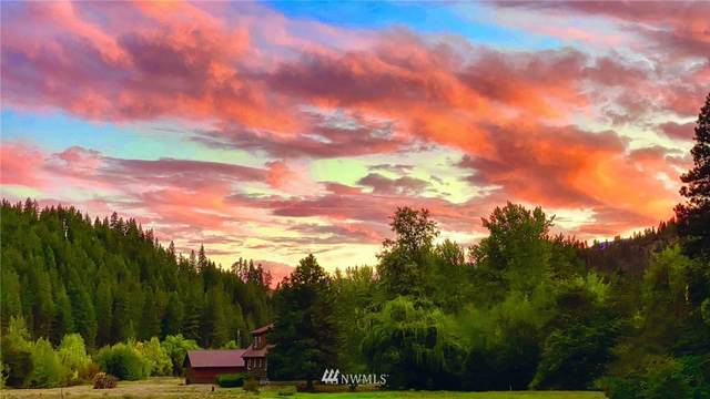 14164 Chumstick Highway, Leavenworth, WA 98826 (#1845525) :: Icon Real Estate Group