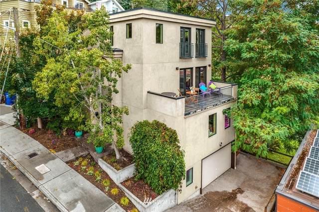 2509 Everett Avenue E, Seattle, WA 98102 (#1845857) :: Neighborhood Real Estate Group