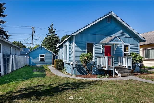 1822 Rainier Avenue, Everett, WA 98201 (#1847356) :: Costello Team