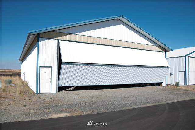 0 Airport Way 8 & 9, Waterville, WA 98858 (#1847466) :: McAuley Homes
