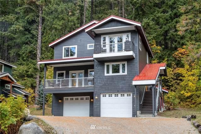 17590 N Shore Drive, Leavenworth, WA 98826 (#1849545) :: Northwest Home Team Realty, LLC