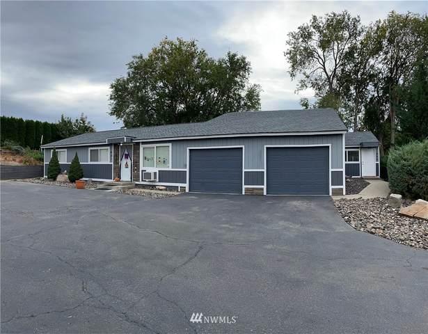 485 N Joseph, East Wenatchee, WA 98802 (#1849738) :: Keller Williams Western Realty