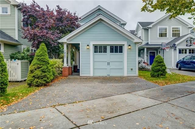 1827 NE Parade Grounds Avenue NE, Bainbridge Island, WA 98110 (#1850015) :: Better Homes and Gardens Real Estate McKenzie Group