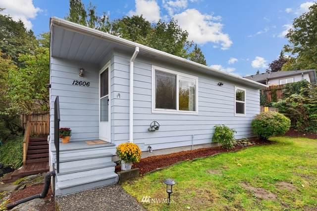 12606 70th Avenue S, Seattle, WA 98178 (#1850337) :: Franklin Home Team