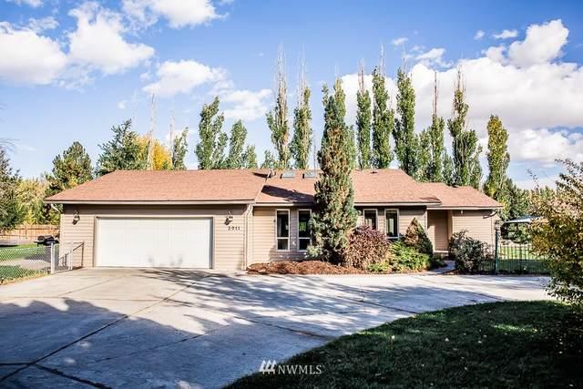 3911 NE Thayer Road, Moses Lake, WA 98837 (#1851541) :: Icon Real Estate Group