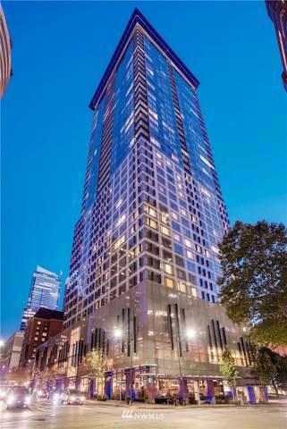 737 Olive Way #3800, Seattle, WA 98101 (#1852132) :: Neighborhood Real Estate Group